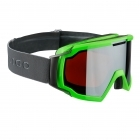 Indigo Snow Goggles Foward in Green