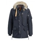 Parajumpers Kodiak Mens Parka Jacket in Navy