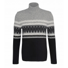 Bogner Iven Mens Knitted Top in Black