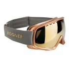Bogner Snow Goggles Monochrome in Copper