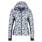 Bogner Abby D Womens Lightweight Ski Jacket in Navy