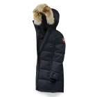 Canada Goose Ladies Shelburne Parka in Navy