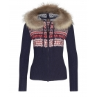 Bogner Naomi Womens Midlayer in Navy