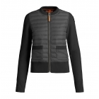 Parajumpers Cle Womens Midlayer Top In Black