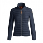 Parajumpers Olivia Womens Midlayer Top In Blue Black