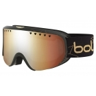 Bolle Scarlett Ski Goggle in Shiny Black Edelweiss with Modulator