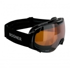 Bogner Snow Goggles Just B Sonar in Black