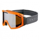 Indigo Snow Goggles Foward in Orange