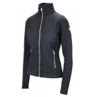 Fusalp Tracy Softshell Midlayer Jacket in Black