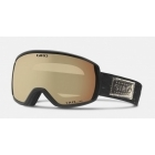 Giro Facet Ski Goggle in Black Gold Shimmer with Vivid Copper