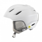 Giro Era MIPS Womens Ski Helmet In Pearl White