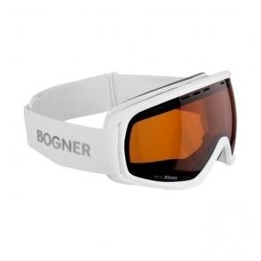 Bogner Snow Goggles Monochrome Sonar in White