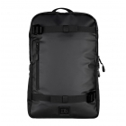 Douchebags The Scholar Backpack in Black Out