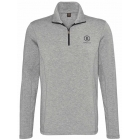 Bogner Berto Mens First Layer Top in Light Grey