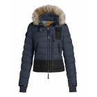 Parajumpers Skimaster Womens Ski Jacket in Navy