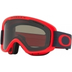 Oakley O2 XM Coral Iron With Dark Grey Lens