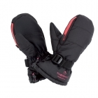 Thermic Warm Mitts Junior in Black and Pink