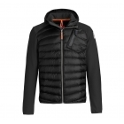 Parajumpers Nolan Mens Midlayer Top in Black