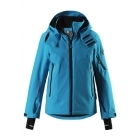 Reima Morgen Boys Ski Jacket in Blue