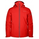 J.Lindeberg Truuli Mens Ski Jacket in Racing Red