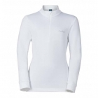 Odlo Snowbird Kids Midlayer in White