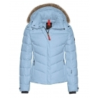 Bogner Sally 3 D Womens Ski Jacket in Pale Blue