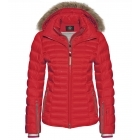 Bogner Nasha D Womens Ski Jacket in Red