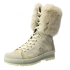 Bogner St Anton Womens Snow Boot In Off White