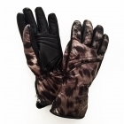 Bogner Hedda Womens Ski Glove in Leo