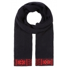Bogner Camila Womens Scarf in Navy
