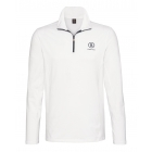 Bogner Berto Mens First Layer Top in White