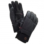 Bogner Esko R-Rex Mens Ski Glove in Black Denim