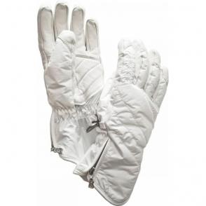 Bogner Benita Womens Ski Glove in White