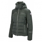 Fusalp Izia Quilted Womens Jacket Dark Green