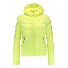 Goldbergh Rivo Alto Jacket in Soft Neon Yellow