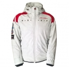 Hell Is For Heroes Kitzschuss Mens Ski Jacket in White