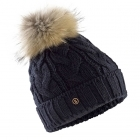 Bogner Drew Womens Hat in Navy
