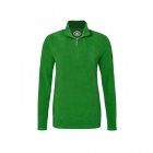 Bogner Tuxeck Mens Micro Fleece Top in Green