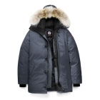 Canada Goose Mens The Chateau Parka in Ink Blue