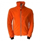 Bogner Len Mens Mens Ski Jacket in Orange