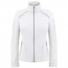 Poivre Blanc Tennis Tracksuit Jacket in White