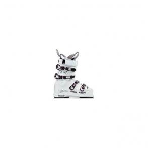 Fischer My Curv 90 PBV Womens Ski Boot in White