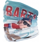 Barts Multicol Print Retro Ski in Blue