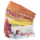 Barts Multicol Print Retro Ski in Yellow