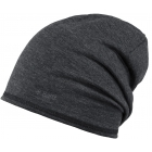 Barts Merino Beanie in Dark Heather