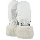 Barts Empire Womens Ski Mitt in White