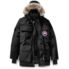 Canada Goose Expedition Mens Parka in Black
