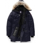 Canada Goose Langford Mens Parka in Admiral Blue