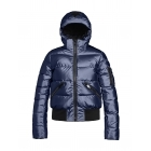 Goldbergh Diva Womens Ski Jacket in Dark Navy