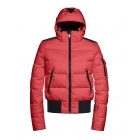 Goldbergh Kohana Womens Ski Jacket in Poppy Red